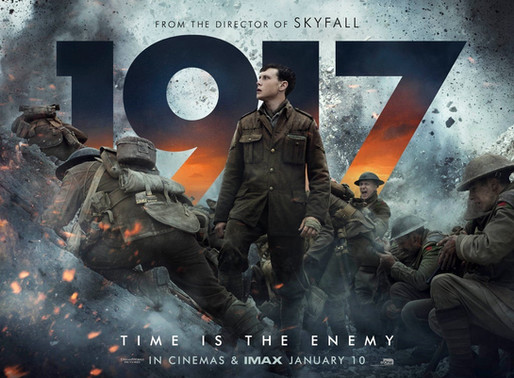 1917 Has Been Delayed