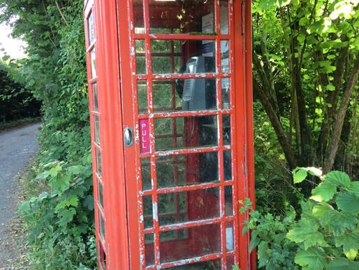 Gundleton Telephone Kiosk - Change of Use