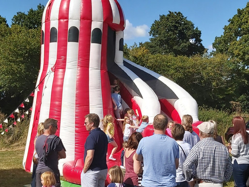 Bighton Village Fete - remember this?