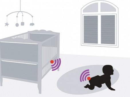 «Умные» памперсы RFID меткой сообщат, когда их нужно сменить