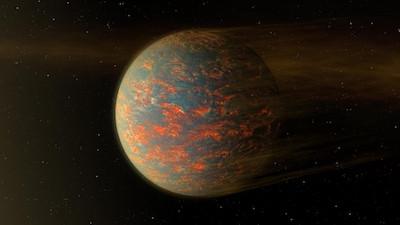 Новое исследование ученых показало, что в водородной атмосфере возможна жизнь