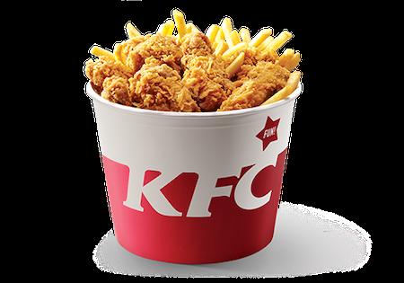 KFC планирует использовать технологии 3D печати для создания куриных наггетсов