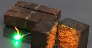Из красного кирпича сделали суперконденсатор