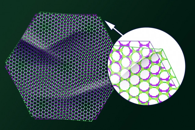 Уникальная структура на основе графена может быть сверхпроводником и изолятором