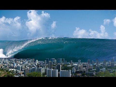 Ученые спрогнозировали гигантское цунами, которое придет на Аляску в ближайшие 20 лет