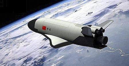 Китай осуществил секретный запуск на орбиту многоразового космоплана