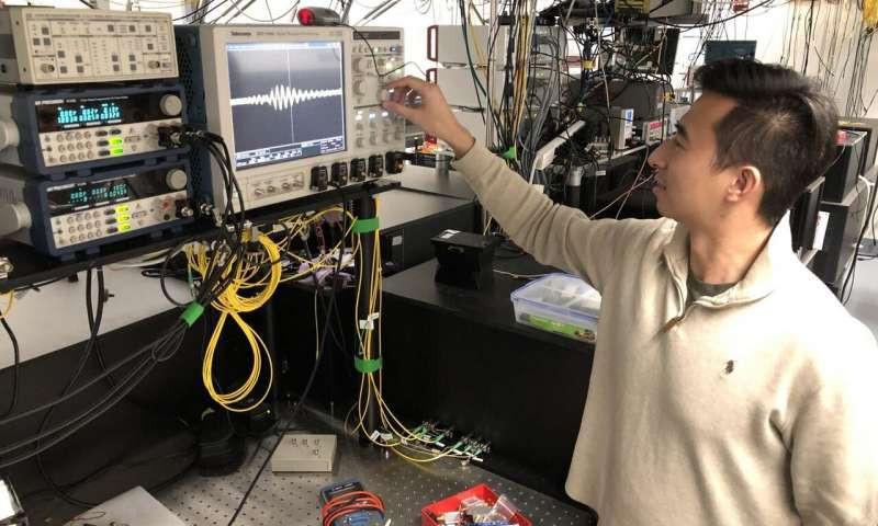 Ученые научили квантовую систему не воспринимать шум