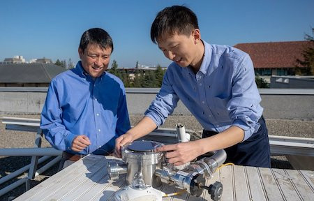 Ночные солнечные панели смогут вырабатывать электричество ночью