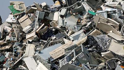 Горы мусора: электронные отходы вырастут до 75 миллионов тонн к 2030 году