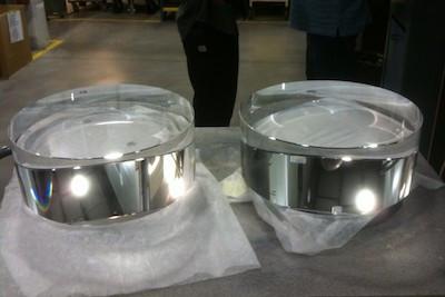 Квантовые флуктуации сдвинули зеркало весом 40 кг