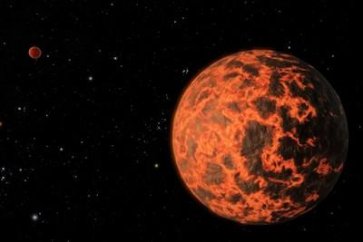 Новая планета в 40 раз массивнее Земли, но имеет приблизительно ту же плотность
