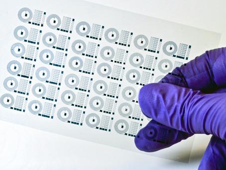 Гибкие нейронные импланты напечатали на 3D принтере