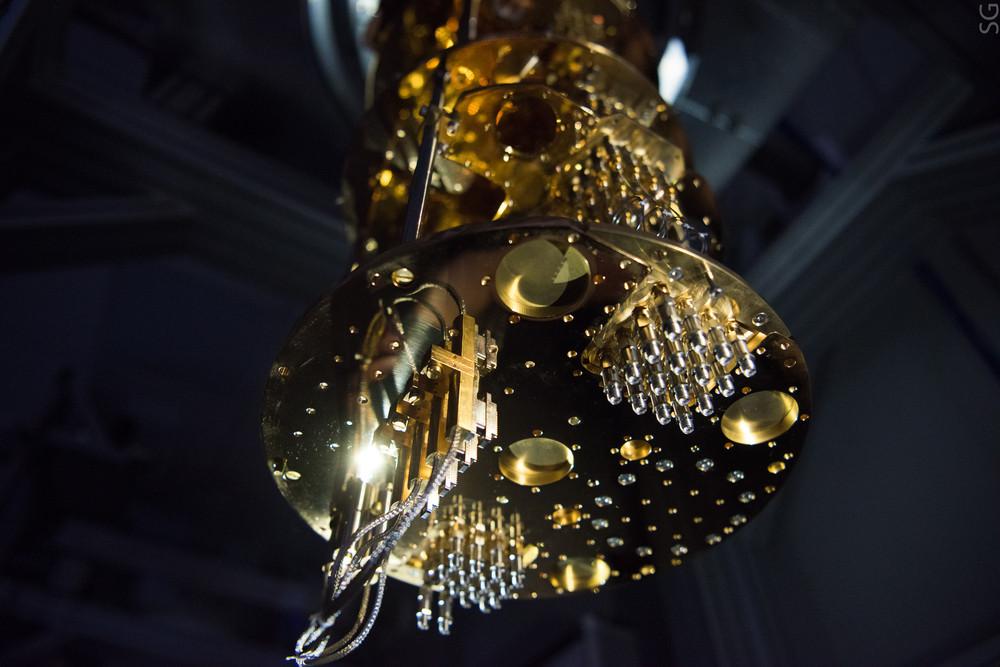 В 2024 году ученые создадут прототип квантового компьютера из 30-ти кубит