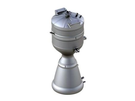 Двигатель ракеты напечатали на 3D принтере