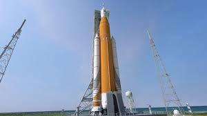 Половина пройдена: NASA завершила четвертое испытание ракетного блока SLS