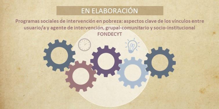 En Elaboración - Programas sociales de i
