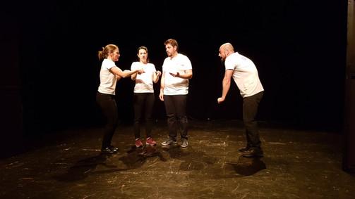 Au fil du temps au petit théâtre Créarc - 20-05-2019