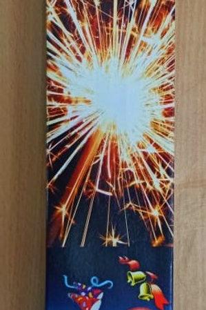 Mega Sparklers (10x1)  -  AZTEC No Smoke