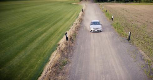 Demo Sedan Commercial