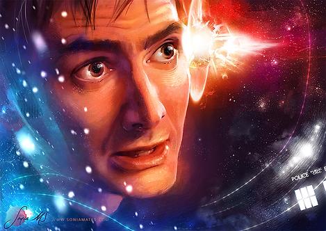 10th Doctor [Mini-Print]