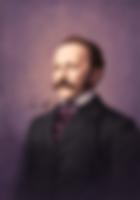 César Ritz, painting, portrait, fine art, pintura, retrato