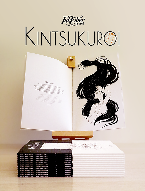 Kintsukuroi Artbook