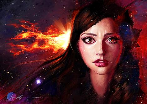Clara Oswald A4