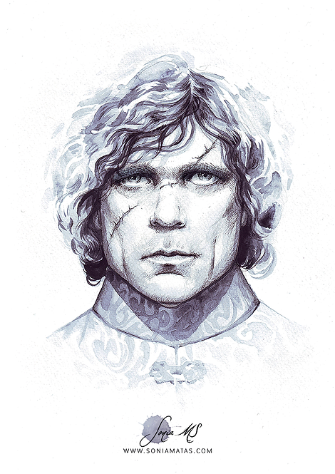 Tyrion ink A4