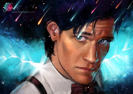11th Doctor [Mini-Print]