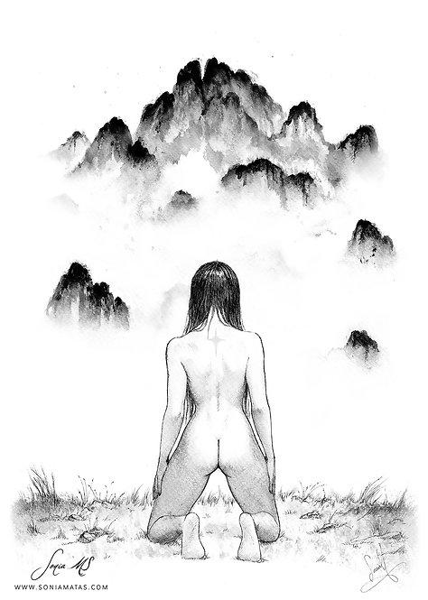 Kintsukuroi [Print A4]