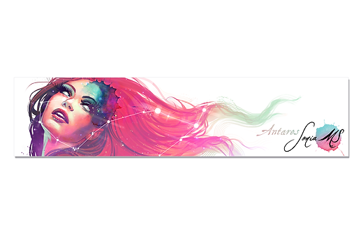 Antares bookmark