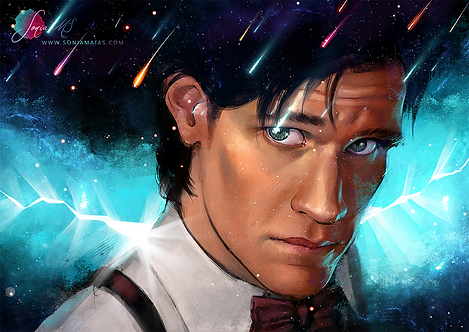 11th Doctor A4