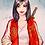 Thumbnail: Mulan [Print A4]