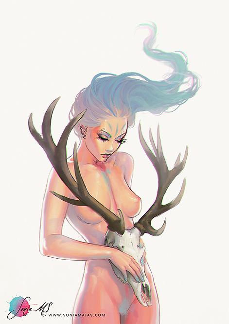 Flesh and Bones A3