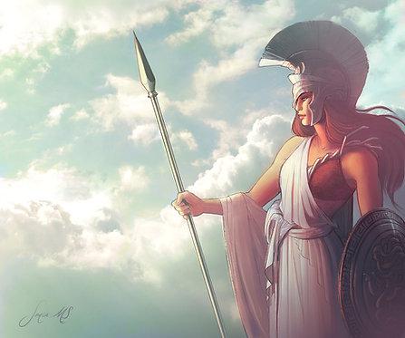 Athena [print A4]