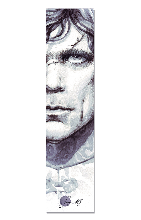 Tyrion ink bookmark