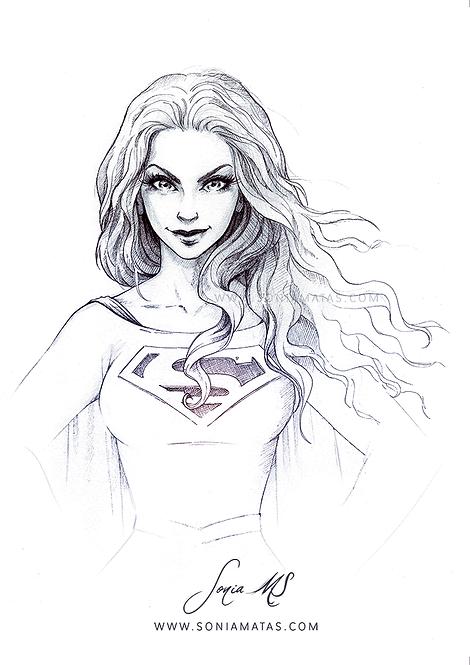 Supergirl [Mini-Print]