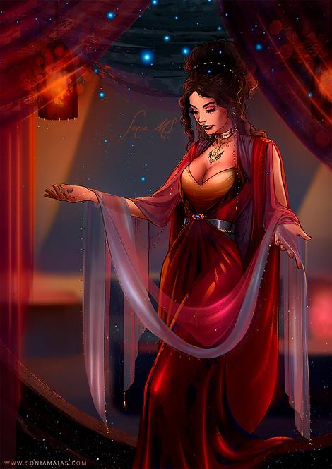 Inara Serra (Firefly) A3