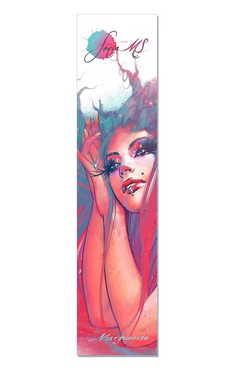 Marguerite bookmark