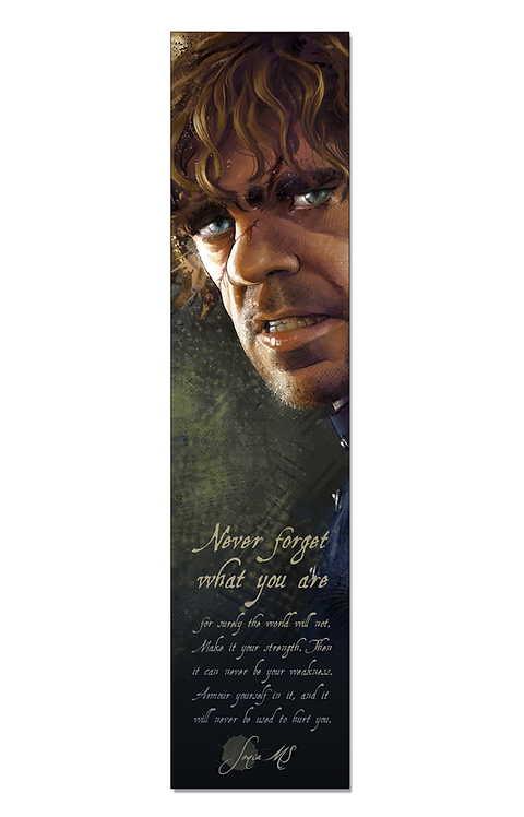 Tyrion bookmark