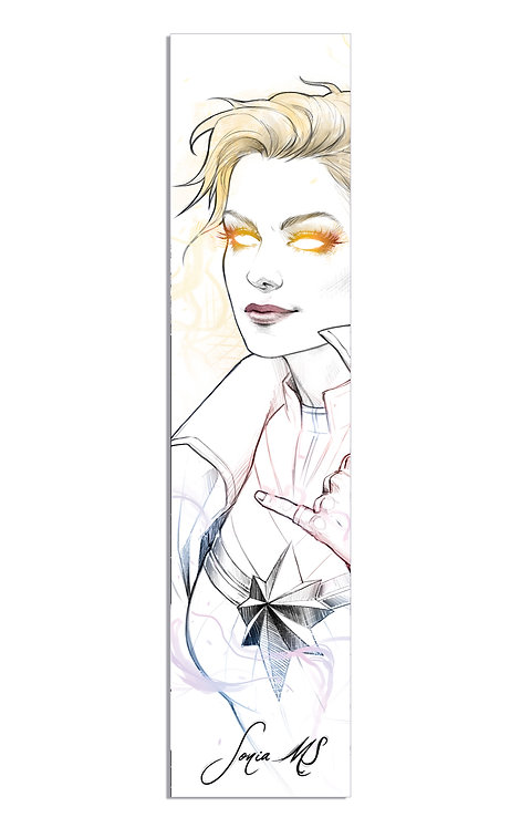 Carol Danvers (Captain Marvel) bookmark