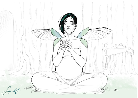 Alanna (Saga) [PrintA4]