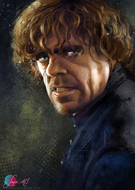 Tyrion Lannister [Mini-Print]