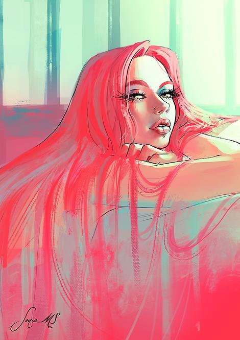 Pink prison [Mini-print]