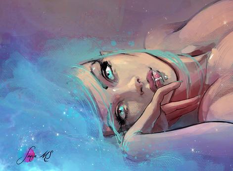 Stella Cadente (eyes)