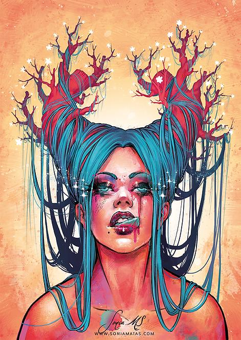 My Muse (2014) [Mini-Print]