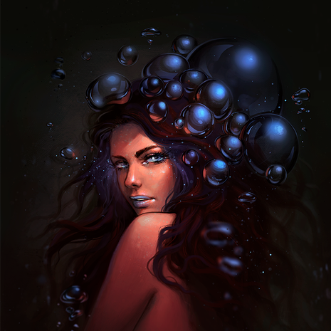 Bubbled thoughts