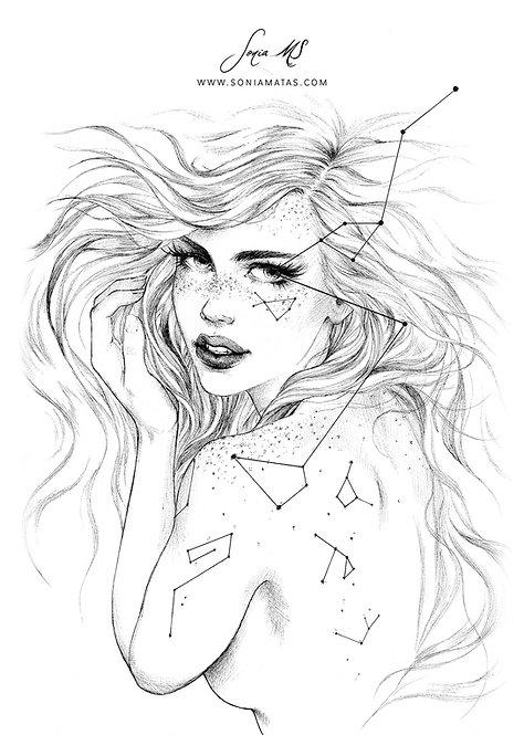 Constelaciones [Print A4]