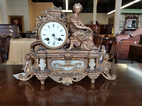 French Mantle Clock - Circa 1920
