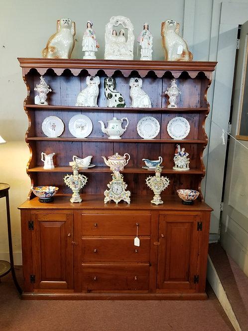 American Cherry Welsh Dresser - Circa 1780